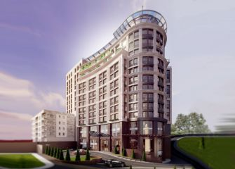 Linden Luxury Residences (Лінден Лакшері Резіденс)